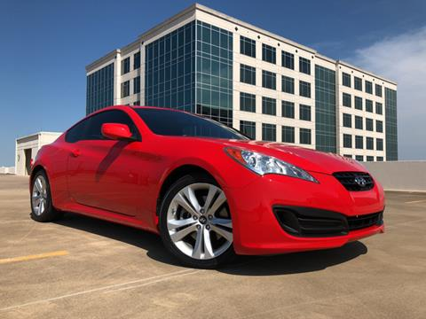 2011 Hyundai Genesis Coupe for sale in Austin, TX