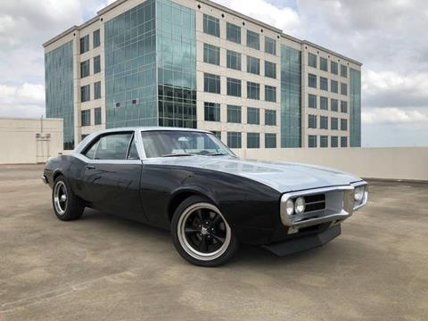 1967 Pontiac Firebird for sale in Austin, TX