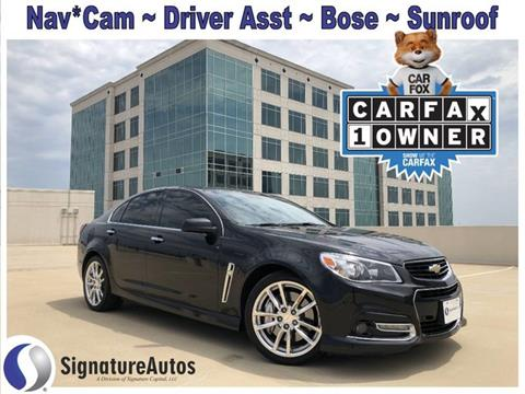 2015 Chevrolet SS for sale in Austin, TX