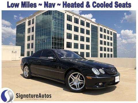 2006 Mercedes-Benz CL-Class for sale in Austin, TX