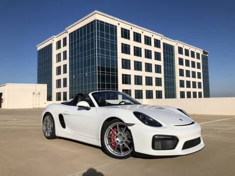 2016 Porsche Boxster for sale in Austin, TX