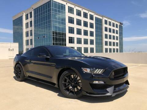 2018 Ford Mustang for sale at SIGNATURE Sales & Consignment in Austin TX