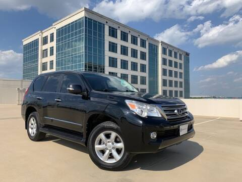 2013 Lexus GX 460 for sale at SIGNATURE Sales & Consignment in Austin TX