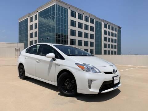 2015 Toyota Prius for sale at SIGNATURE Sales & Consignment in Austin TX