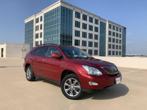 2009 Lexus RX 350 for sale at SIGNATURE Sales & Consignment in Austin TX