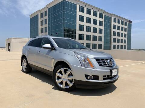 2014 Cadillac SRX for sale at SIGNATURE Sales & Consignment in Austin TX