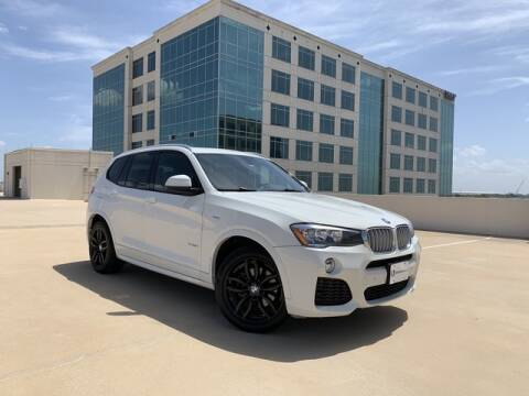 2016 BMW X3 for sale at SIGNATURE Sales & Consignment in Austin TX