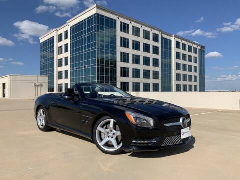2013 Mercedes-Benz SL-Class for sale at SIGNATURE Sales & Consignment in Austin TX