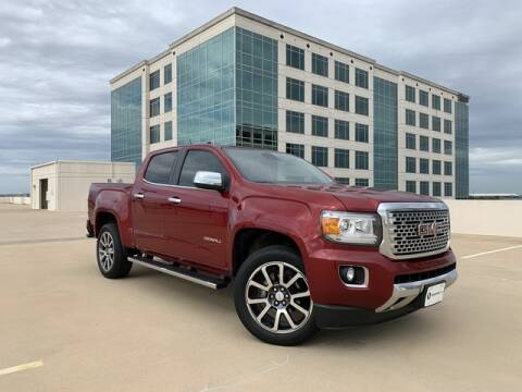 2018 GMC Canyon for sale at SIGNATURE Sales & Consignment in Austin TX