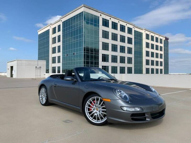 2008 Porsche 911 for sale at SIGNATURE Sales & Consignment in Austin TX