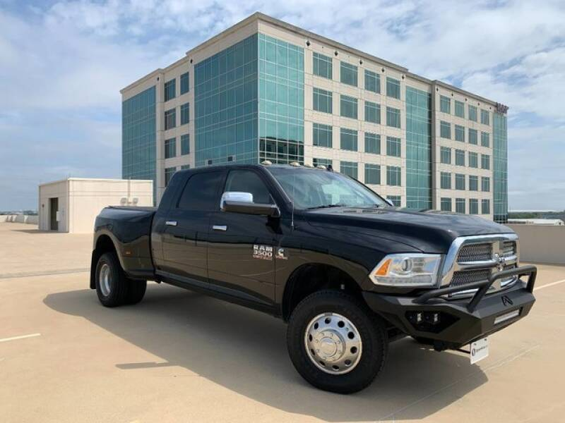 2014 RAM Ram Pickup 3500 for sale at SIGNATURE Sales & Consignment in Austin TX