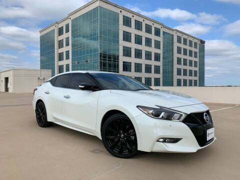 2018 Nissan Maxima for sale at SIGNATURE Sales & Consignment in Austin TX