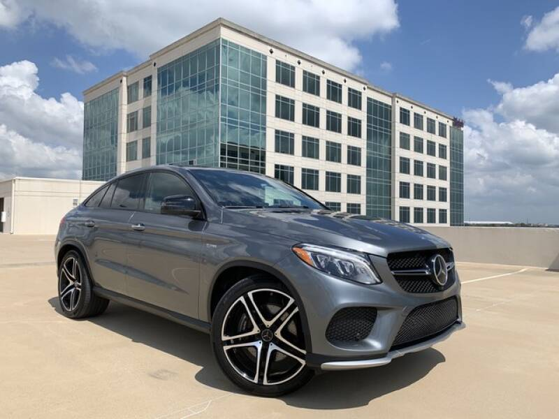 2017 Mercedes-Benz GLE for sale at SIGNATURE Sales & Consignment in Austin TX