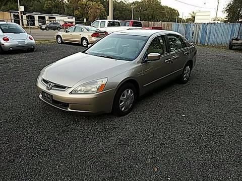 2005 Honda Accord for sale in Jacksonville, FL
