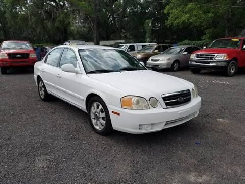 2004 Kia Optima for sale in Jacksonville, FL