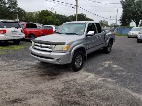 2006 Toyota Tundra for sale in Jacksonville, FL