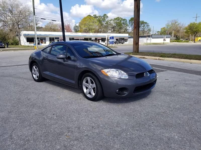 2006 Mitsubishi Eclipse Gs In Jacksonville Fl Patriot Auto Sales