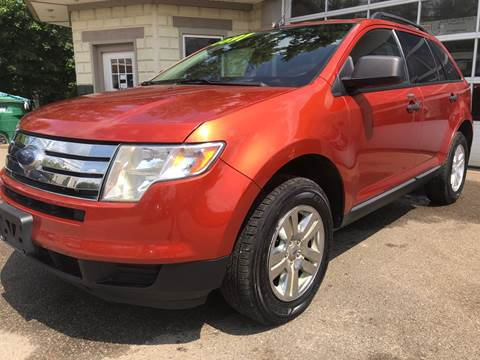 Ford Edge For Sale At Lydics Sales And Service In Cambridge Springs Pa