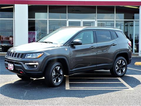 2017 Jeep Compass for sale in Poteau, OK