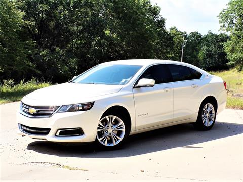 2014 Chevrolet Impala for sale in Poteau, OK