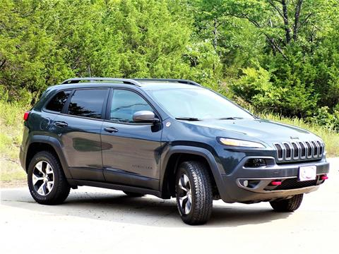 2017 Jeep Cherokee for sale in Poteau, OK