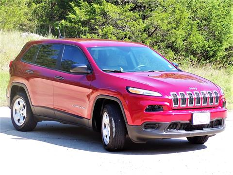 2016 Jeep Cherokee for sale in Poteau, OK
