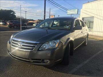 2006 Toyota Avalon for sale at Oasis Cars LLC in Austin TX