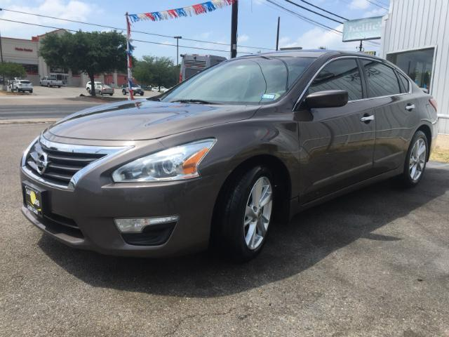 2013 Nissan Altima for sale at Oasis Cars LLC in Austin TX