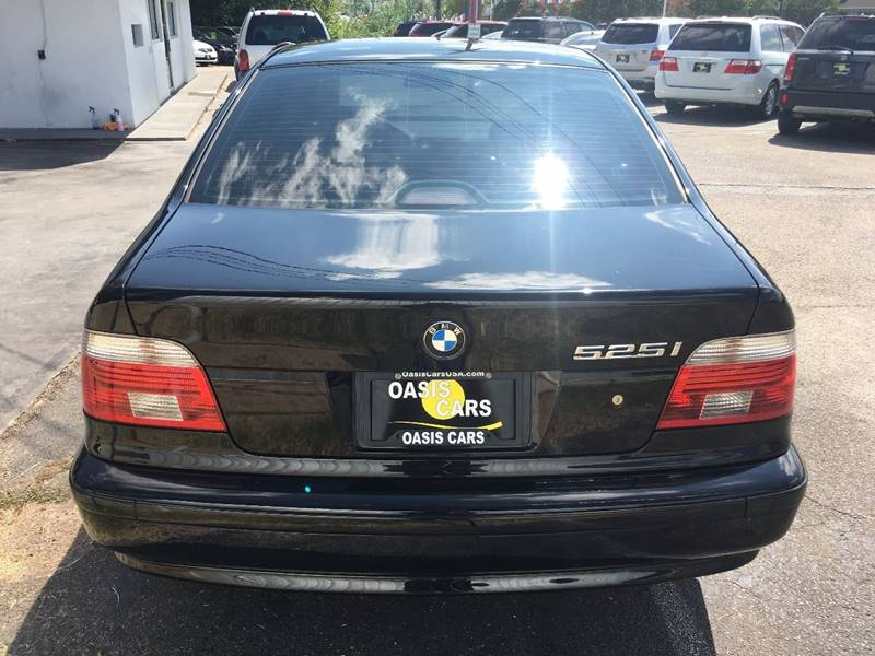 2003 BMW 5 Series for sale at Oasis Cars LLC in Austin TX