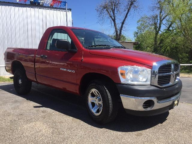 2007 Dodge Ram Pickup 1500 for sale at Oasis Cars LLC in Austin TX