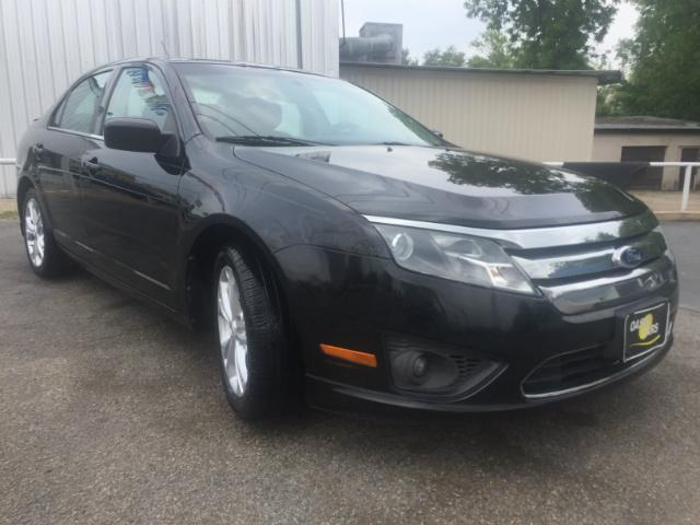 2012 Ford Fusion for sale at Oasis Cars LLC in Austin TX