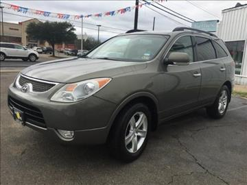 2007 Hyundai Veracruz for sale at Oasis Cars LLC in Austin TX