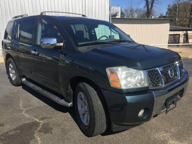 2004 Nissan Armada for sale at Oasis Cars LLC in Austin TX