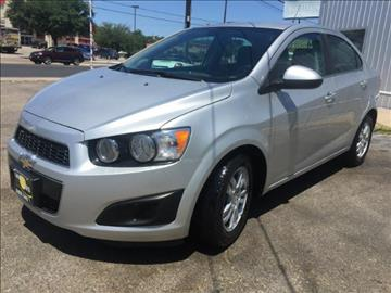 2012 Chevrolet Sonic for sale at Oasis Cars LLC in Austin TX