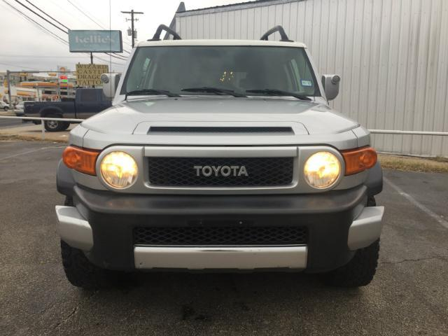 2007 Toyota FJ Cruiser for sale at Oasis Cars LLC in Austin TX