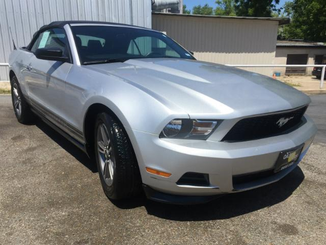 2012 Ford Mustang for sale at Oasis Cars LLC in Austin TX