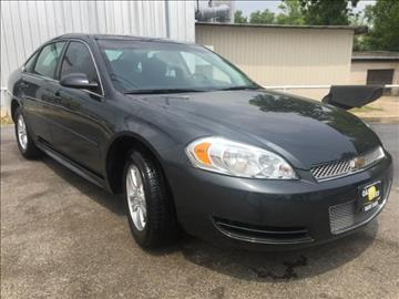 2014 Chevrolet Impala Limited for sale at Oasis Cars LLC in Austin TX
