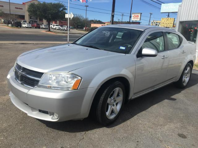 2010 Dodge Avenger for sale at Oasis Cars LLC in Austin TX