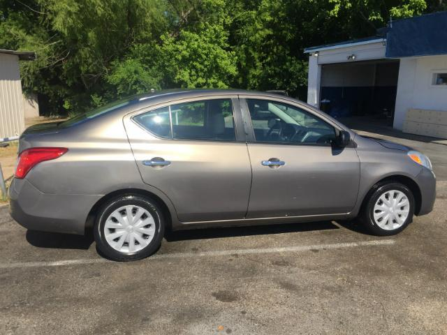 2012 Nissan Versa for sale at Oasis Cars LLC in Austin TX