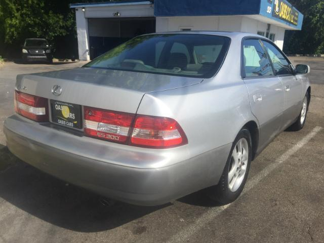 2001 Lexus ES 300 for sale at Oasis Cars LLC in Austin TX
