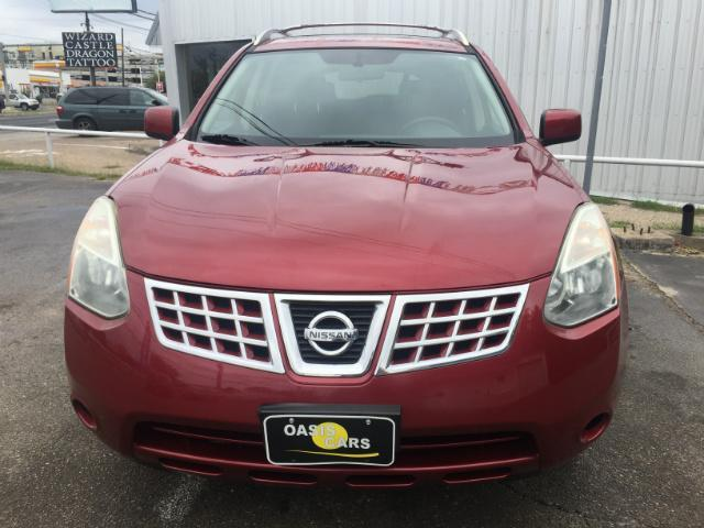 2008 Nissan Rogue for sale at Oasis Cars LLC in Austin TX