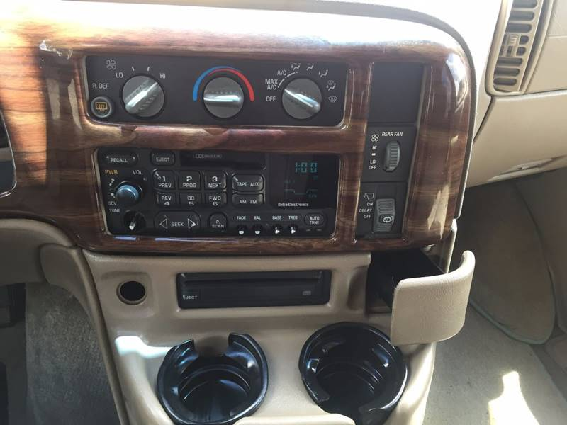 2000 GMC Safari Cargo for sale at Oasis Cars LLC in Austin TX