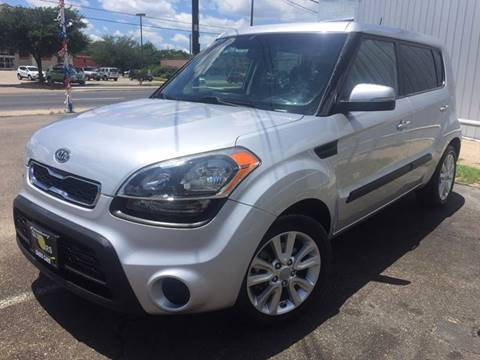 2012 Kia Soul for sale at Oasis Cars LLC in Austin TX