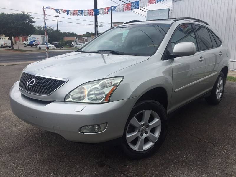 2005 Lexus RX 330 for sale at Oasis Cars LLC in Austin TX