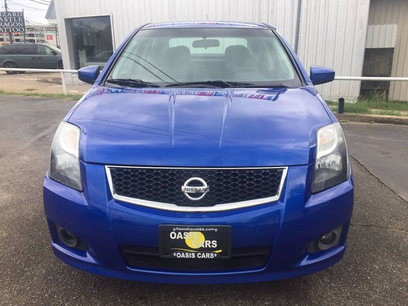 2012 Nissan Sentra for sale at Oasis Cars LLC in Austin TX