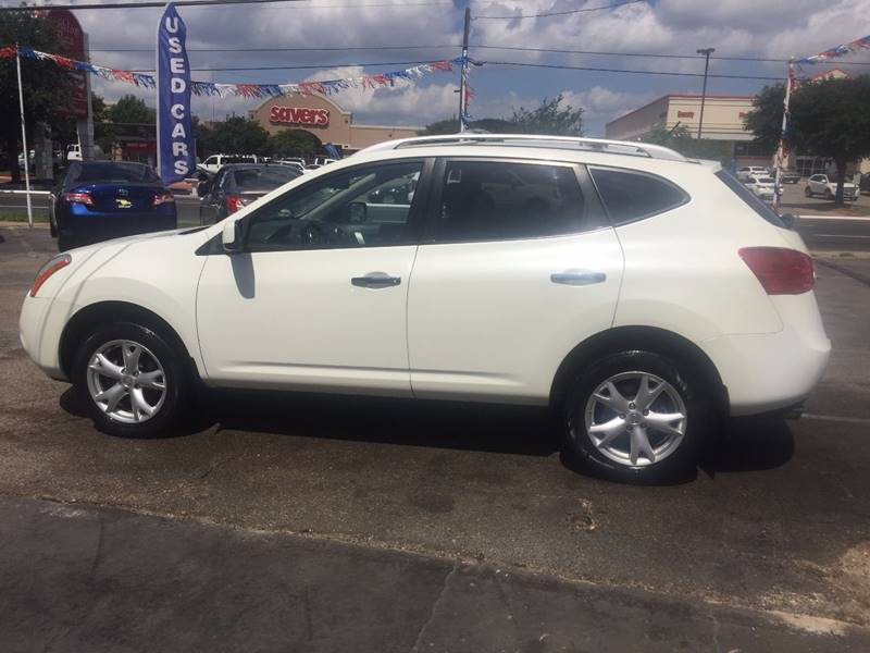 2010 Nissan Rogue for sale at Oasis Cars LLC in Austin TX