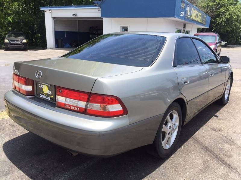 2000 Lexus ES 300 for sale at Oasis Cars LLC in Austin TX