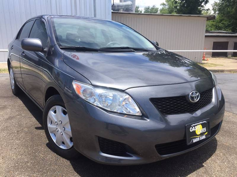 2010 Toyota Corolla for sale at Oasis Cars LLC in Austin TX