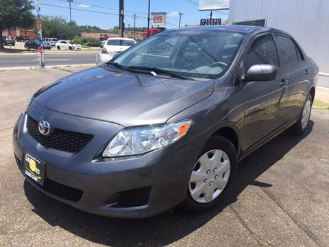 2010 Toyota Corolla for sale in Austin, TX