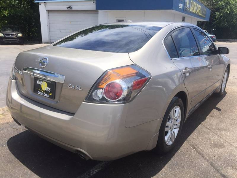 2012 Nissan Altima for sale at Oasis Cars LLC in Austin TX